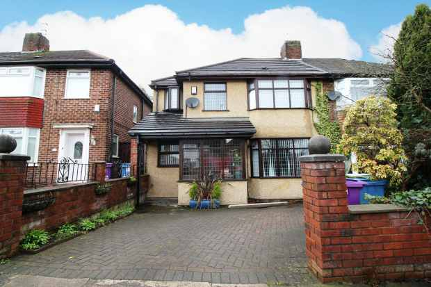 3 Bedrooms Semi Detached House for sale in Rocky Lane, Liverpool, Merseyside, L16 1JB