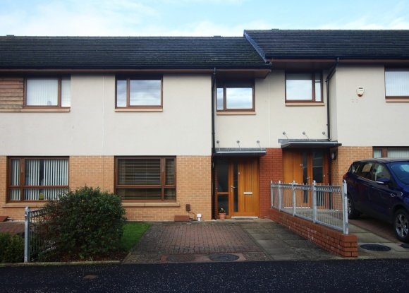 2 Bedrooms Terraced House for sale in Vineburgh Avenue, Irvine, Ayrshire, KA12 0TX