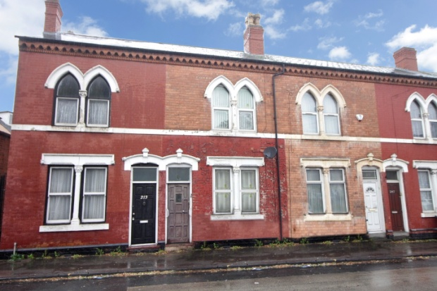 3 Bedrooms Terraced House for sale in Stoney Lane, Birmingham, West Midlands, B12 8HB