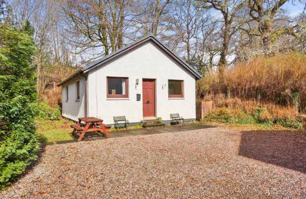 2 Bedrooms Detached Bungalow for sale in Muirshearlich, Fort William, Inverness-Shire, PH33 7PB