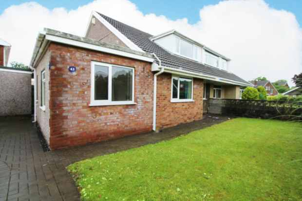 5 Bedrooms Semi Detached House for sale in Weig Fach Lane, Swansea, West Glamorgan, SA5 5AD