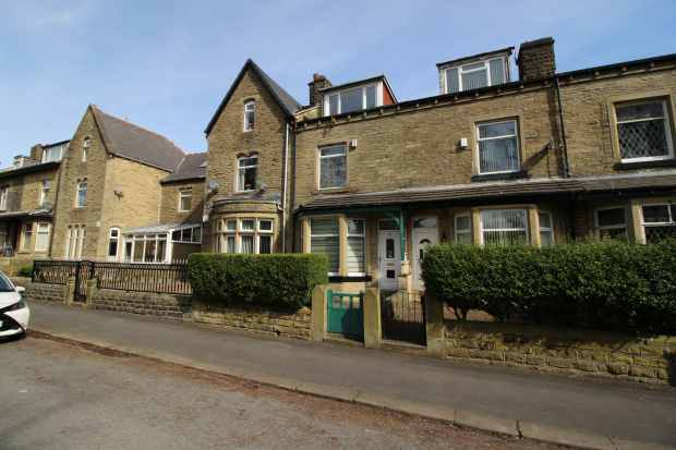 4 Bedrooms Terraced House for sale in Malsis Road, Keighley, West Yorkshire, BD21 1JQ