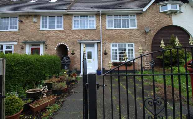 3 Bedrooms Terraced House for sale in Cromford Road, Liverpool, Merseyside, L36 8BD