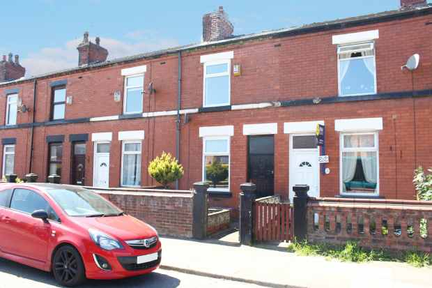 2 Bedrooms Terraced House for sale in City Road, St Helens, Merseyside, WA10 6UZ
