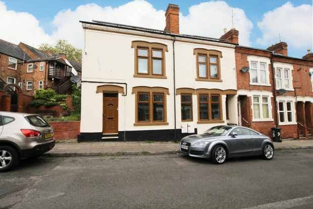 4 Bedrooms Detached House for sale in Halstead Street, Leicester, Leicestershire, LE5 3RE