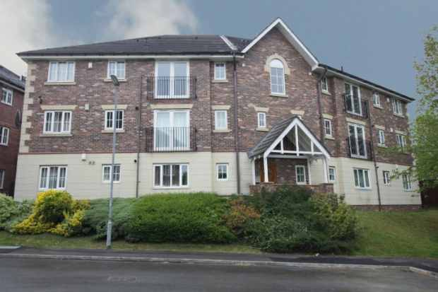 2 Bedrooms Apartment Flat for sale in Valley Grove, Barnsley, South Yorkshire, S71 5LJ