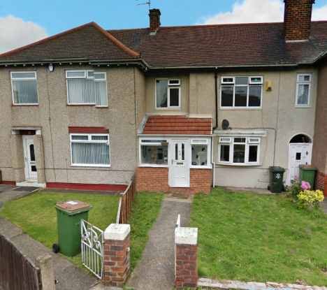 2 Bedrooms Terraced House for sale in Ayton Cresent, Middlesbrough, Cleveland, TS6 9HF