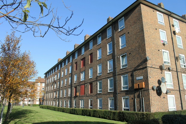 2 Bedrooms Flat for sale in Dawes House,, London, Greater London, SE17 1RD