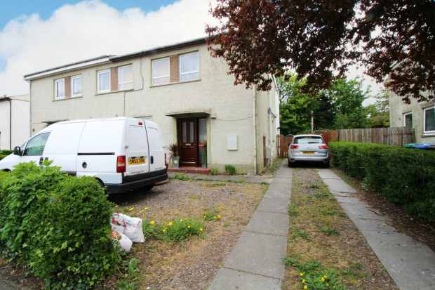 5 Bedrooms Semi Detached House for sale in Bankwell Crescent, Cupar, Fife, KY14 7PY