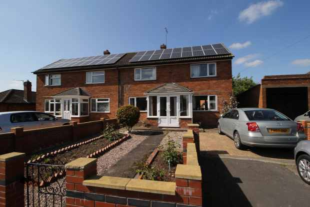 3 Bedrooms Semi Detached House for sale in Meyrick Road, Telford, Shropshire, TF1 3EN