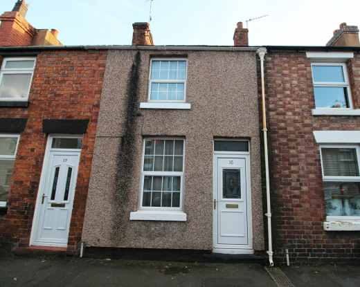 2 Bedrooms Terraced House for sale in Gladstone Street, Mold, Clwyd, CH7 1PF