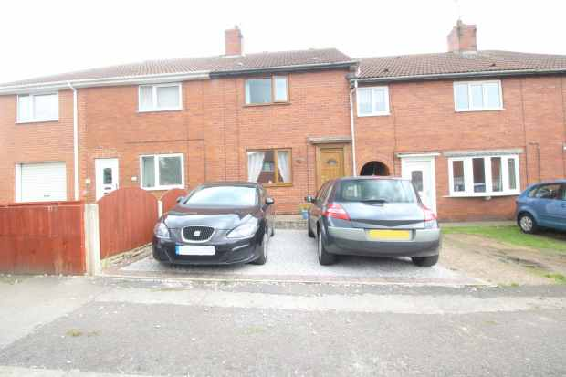 2 Bedrooms Terraced House for sale in Bell Street, Pontefract, West Yorkshire, WF9 1LB