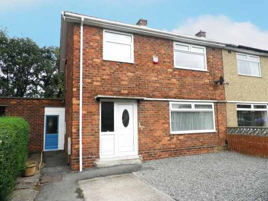 3 Bedrooms Semi Detached House for sale in Lyonette Road, Darlington, Durham, DL1 2AT