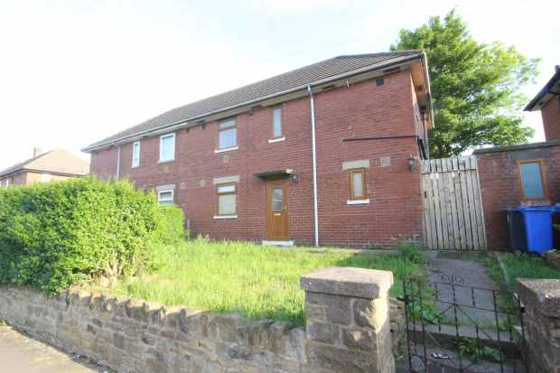 3 Bedrooms Semi Detached House for sale in Kenworthy Rd Stocksbridge, Sheffield, South Yorkshire, S36 1BY