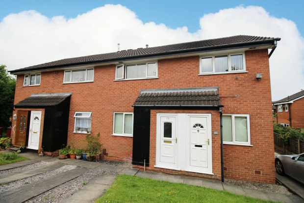 2 Bedrooms Flat for sale in Stone Hill Drive, Blackburn, Lancashire, BB1 5TS