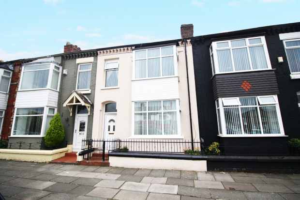 3 Bedrooms Terraced House for sale in Townsend Lane, Liverpool, Merseyside, L13 9DN