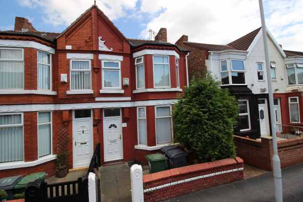 3 Bedrooms Semi Detached House for sale in Highfield Road, Birkenhead, Merseyside, CH42 2BU