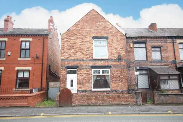 2 Bedrooms Property for sale in Warrington Road, Wigan, Lancashire, WN2 5QH