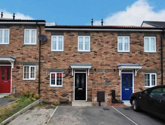2 Bedrooms Terraced House for sale in Denewood, Seaham, Durham, SR7 9BF