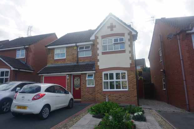 5 Bedrooms Detached House for sale in Cravens Heath, Blackburn, Lancashire, BB2 4JB