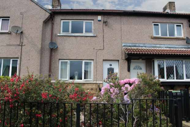 2 Bedrooms Terraced House for sale in Riddings Road, Huddersfield, West Yorkshire, HD2 1HL