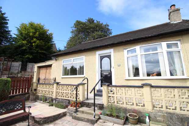 2 Bedrooms Detached Bungalow for sale in Newton Street, Burnley, Lancashire, BB12 0LG