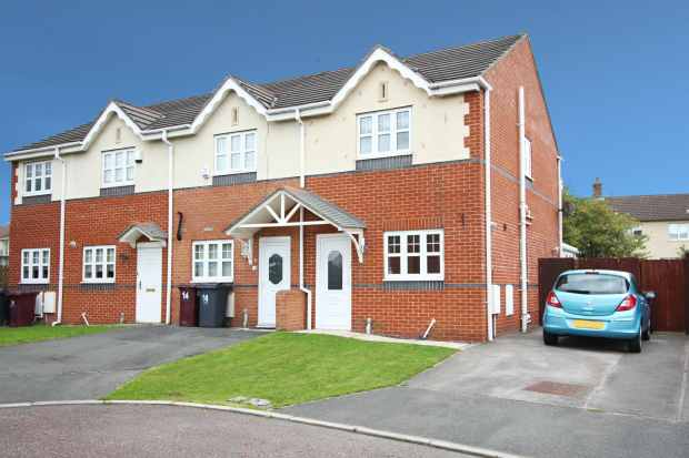 2 Bedrooms Property for sale in Gorleston Way, Liverpool, Merseyside, L32 9SG