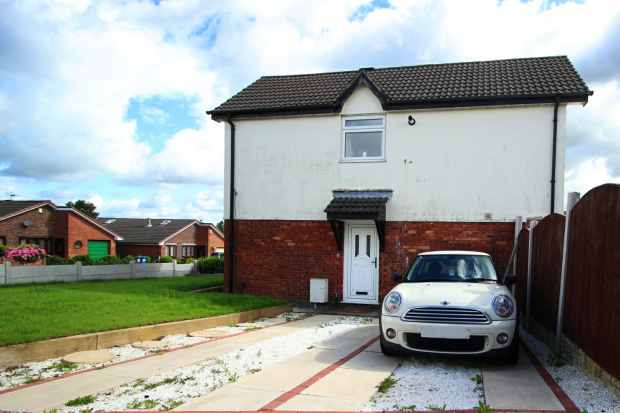 3 Bedrooms Terraced House for sale in Stanedge Grove, Wigan, Lancashire, WN3 5PL