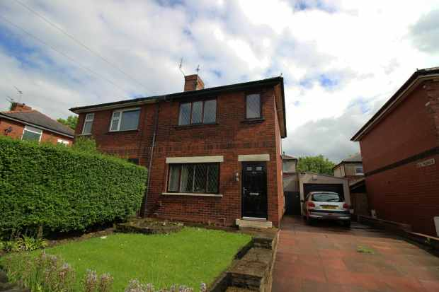 2 Bedrooms Semi Detached House for sale in Cooper Street, Oldham, Lancashire, OL4 4BQ