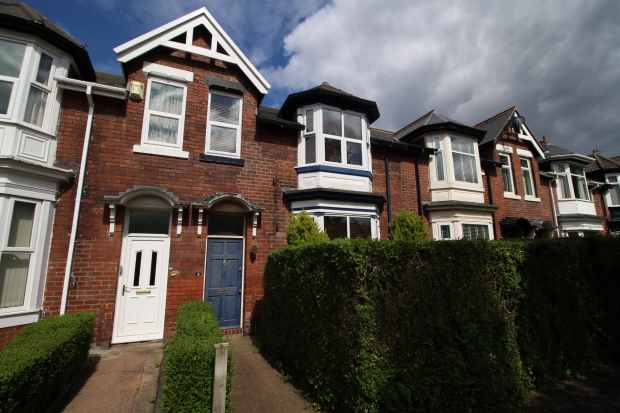 4 Bedrooms Terraced House for sale in Percy Terrace, Sunderland, Tyne And Wear, SR2 8SF
