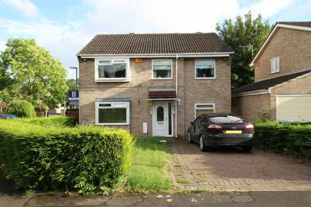4 Bedrooms Detached House for sale in Bedale Hunt, Newton Aycliffe, Durham, DL5 7LT