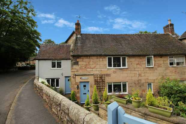 3 Bedrooms Cottage House for sale in Cheadle Road, Stoke-On-Trent, Staffordshire, ST10 4BH