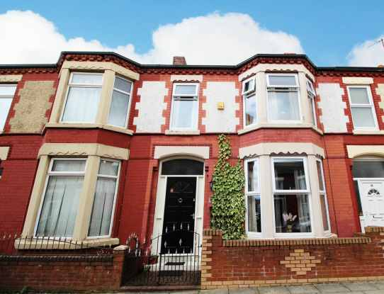 3 Bedrooms Terraced House for sale in Woodhall Road, Liverpool, Merseyside, L13 3EF