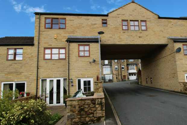 4 Bedrooms Link Detached House for sale in Baileys Croft, Keighley, West Yorkshire, BD20 6BT