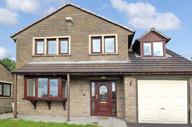 5 Bedrooms Detached House for sale in Chapelway Gardens, Oldham, Greater Manchester, OL2 6UQ
