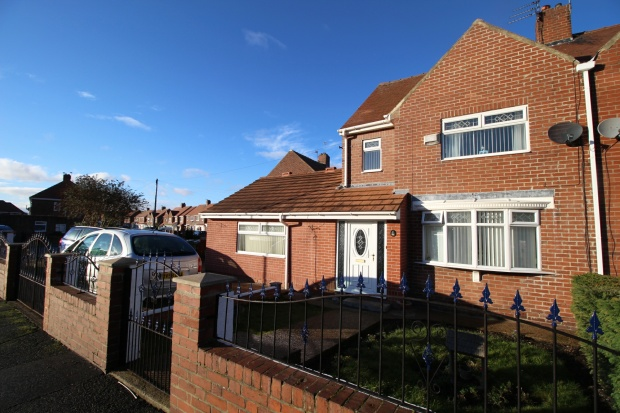 3 Bedrooms Semi Detached House for sale in Quarry Road, Sunderland, Tyne And Wear, SR3 2DN