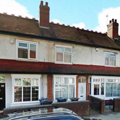 3 Bedrooms Terraced House for sale in Tew Park Road, Birmingham, West Midlands, B21 0TG