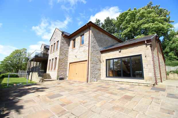 6 Bedrooms Detached House for sale in Worswick Green, Rossendale, Lancashire, BB4 7NN