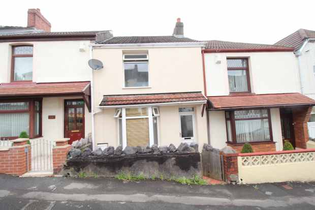 3 Bedrooms Terraced House for sale in Fern Street, Swansea, West Glamorgan, SA5 8BE