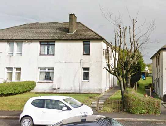 2 Bedrooms Flat for sale in Jellieston Terrace, Panta, Ayrshire, KA6 7JZ