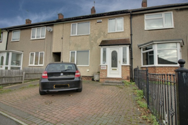 3 Bedrooms Terraced House for sale in Saint Andrews View, Derby, Derbyshire, DE21 4EU