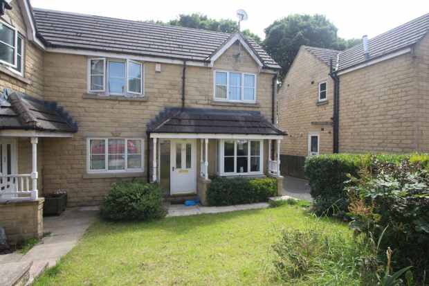 3 Bedrooms Semi Detached House for sale in Pintail Avenue, Bradford, West Yorkshire, BD6 3XX