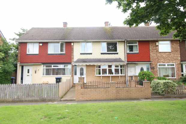 3 Bedrooms Terraced House for sale in Astonbury Green, Middlesbrough, Cleveland, TS4 3LZ