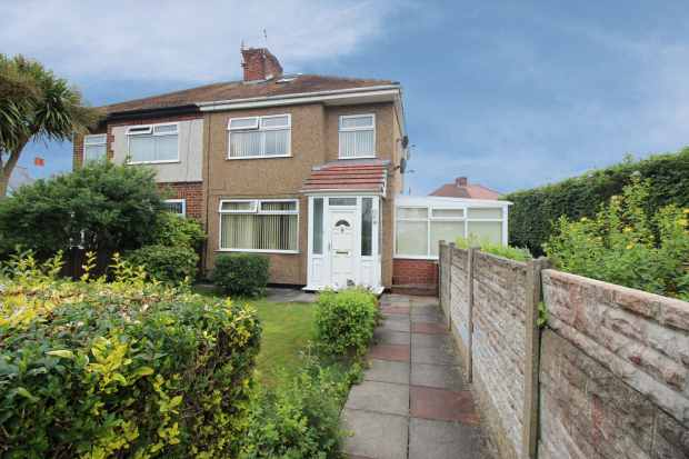 3 Bedrooms Semi Detached House for sale in Rosslyn Drive, Wirral, Merseyside, CH46 0SU