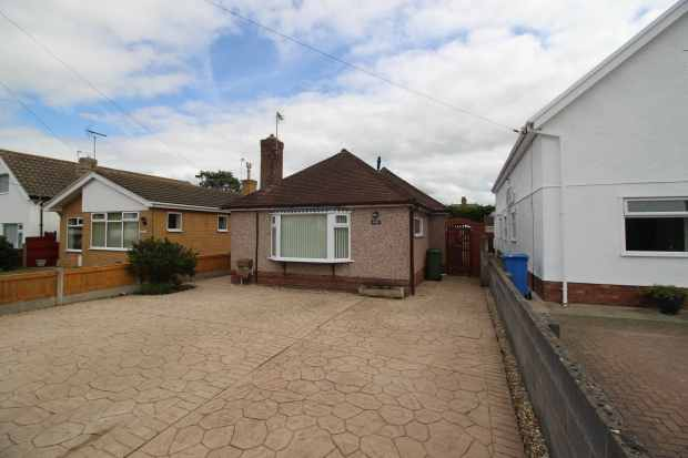 2 Bedrooms Detached Bungalow for sale in Eaton Park, Rhyl, Clwyd, LL18 2UP