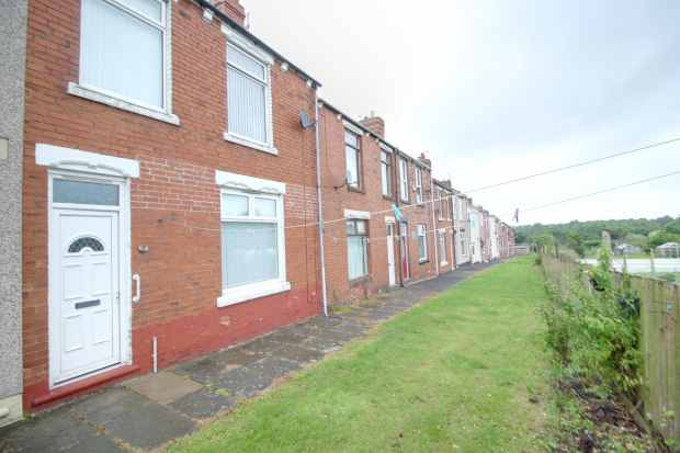 3 Bedrooms Terraced House for sale in Eden Road, Spennymoor, Durham, DL16 7UE