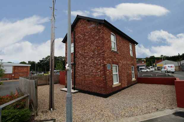 3 Bedrooms Detached House for sale in Station Cottages, Hexham, Northumberland, NE46 1EX