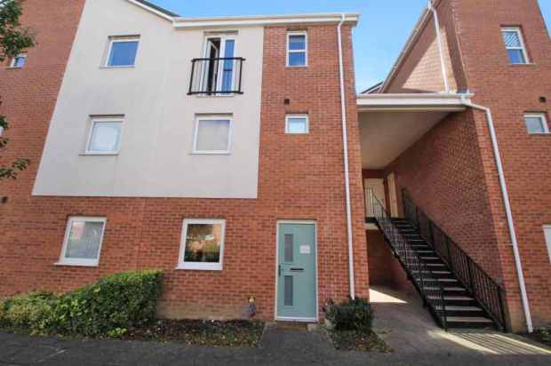 1 Bedroom Flat for sale in Mill Meadow, Bridgend, Mid Glamorgan, CF33 4QB
