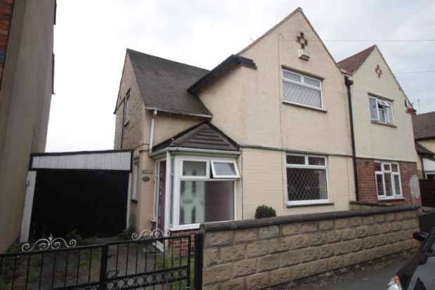 3 Bedrooms Semi Detached House for sale in Hawthorn Street, Derby, Derbyshire, DE24 8BE
