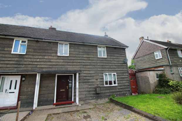 3 Bedrooms Semi Detached House for sale in Hazel Avenue, Wrexham, Clwyd, LL11 4EA